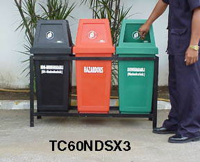 Waste Container Groupshot